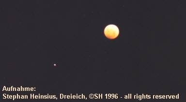 Mondfinsternis 1996