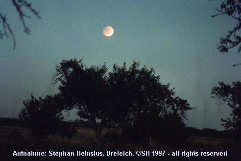 Mondfinsternis 1997