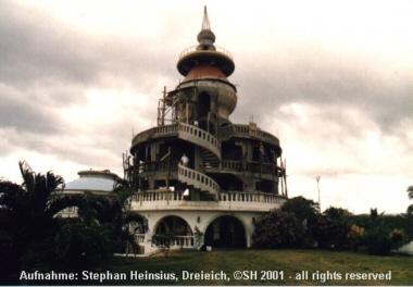 Hotelturm von Nosara