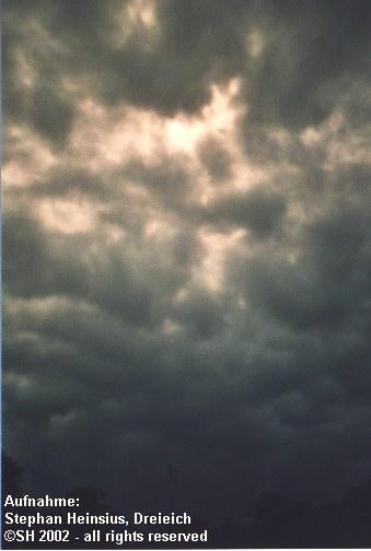 Wolkensituation (hoch)