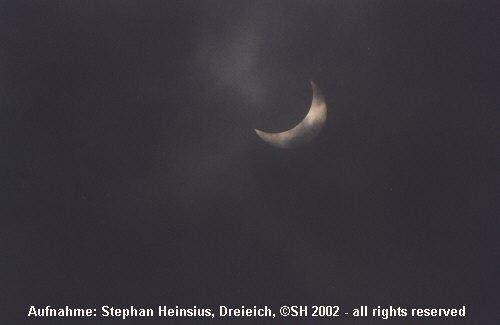 Solar Crescent (1): 600mm