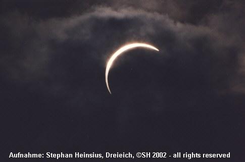 Solar Crescent (5): 910mm