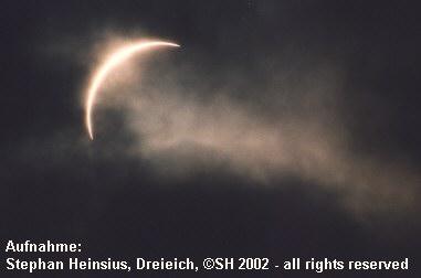 Solar crescent (4): 910mm