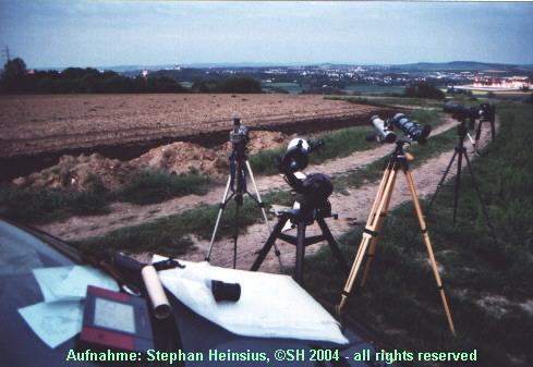 Beobachtungsinstrumente