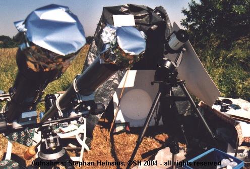 Projektion des Venustransits