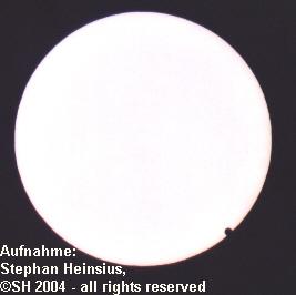 Venustransit Austritt