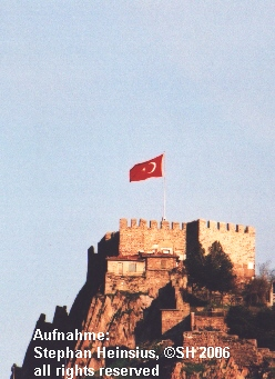 Zitadelle in Ankara
