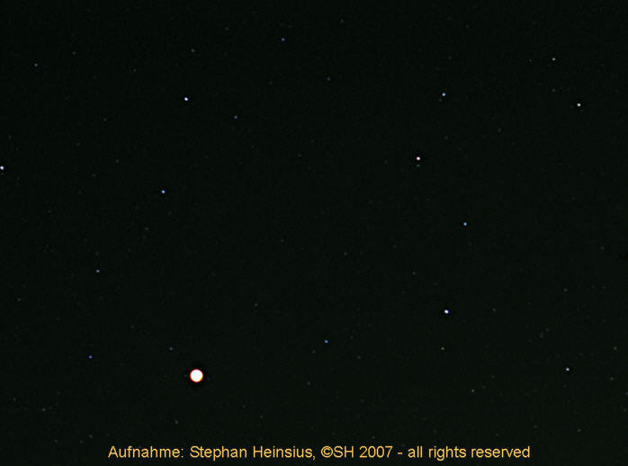 Mondfinsternis in Leo